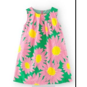 MINI BODEN CORD PINAFORE DRESS SZ 7-8